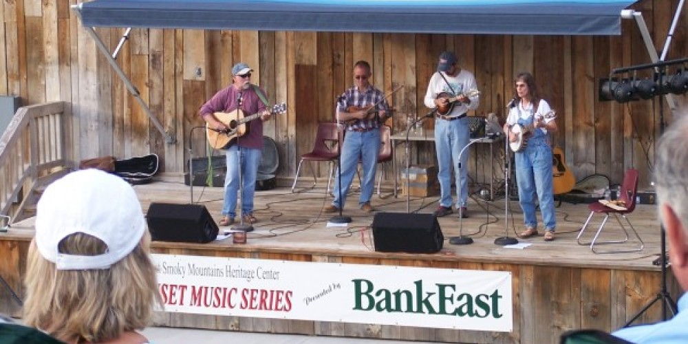 Woodpickers at Great Smoky Mountains Heritage Center – Great Smoky Mountains Heritage Center