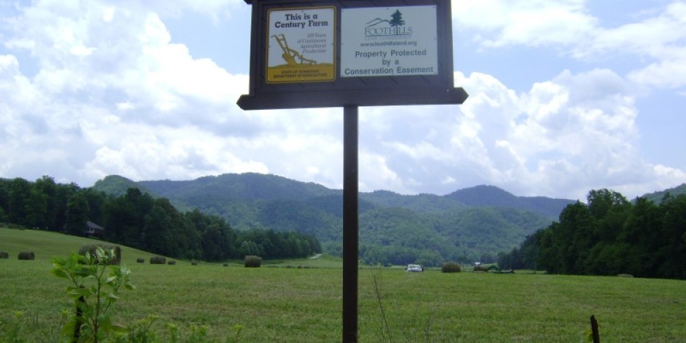 Century Farm with Conservation Easement - Townsend, TN – Mark Lewis