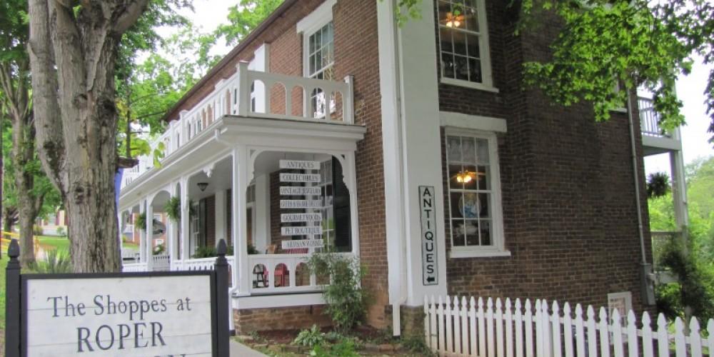 The Shoppes at Roper Mansion – Owner