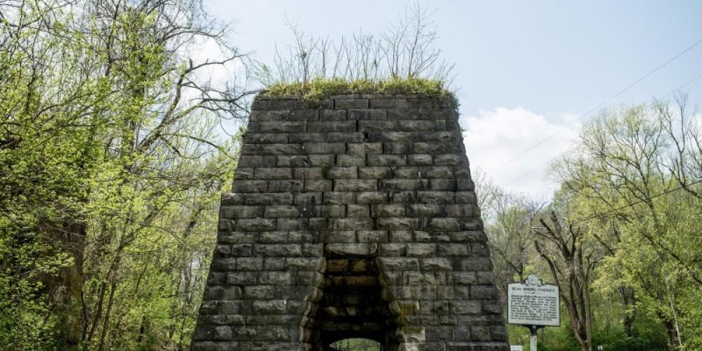 Bear Spring Iron Furnace – Cari Griffith