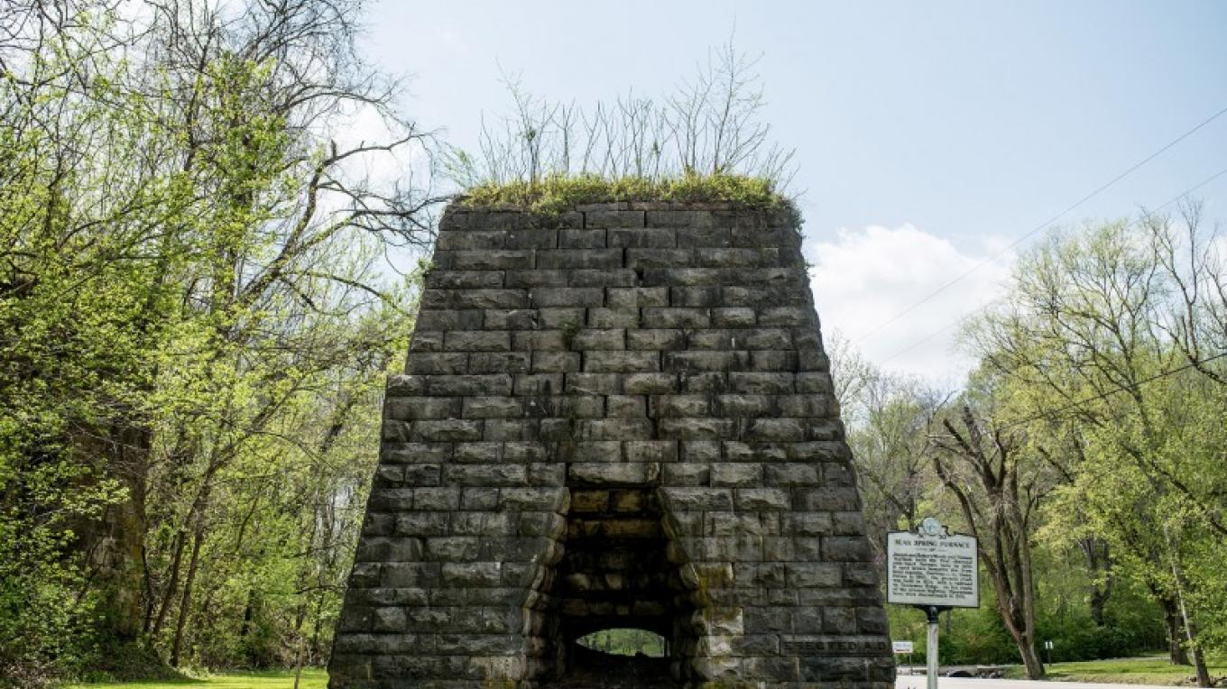 Bear Spring Iron Furnace – Cari Griffith