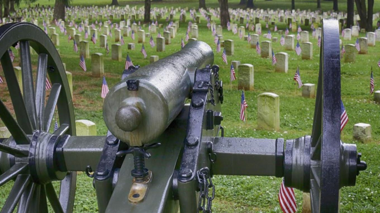 Stones river Battlefield cemetery near Murfreesboro, Tennessee – Kenn Stilger