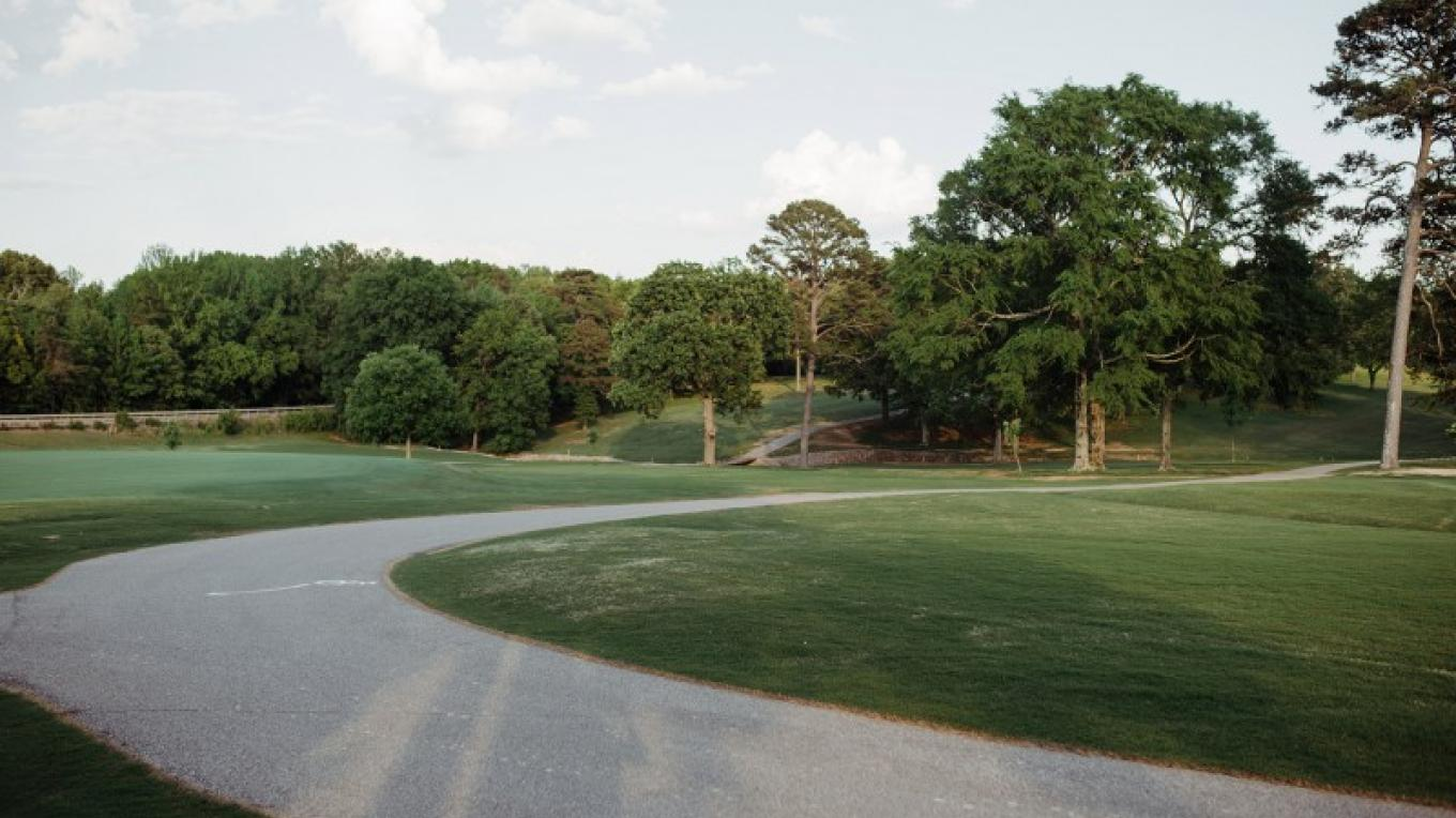 Pickwick Landing State Park Golf Course – Cari Griffith