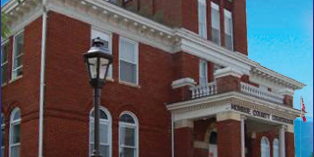 Madisonville Courthouse
