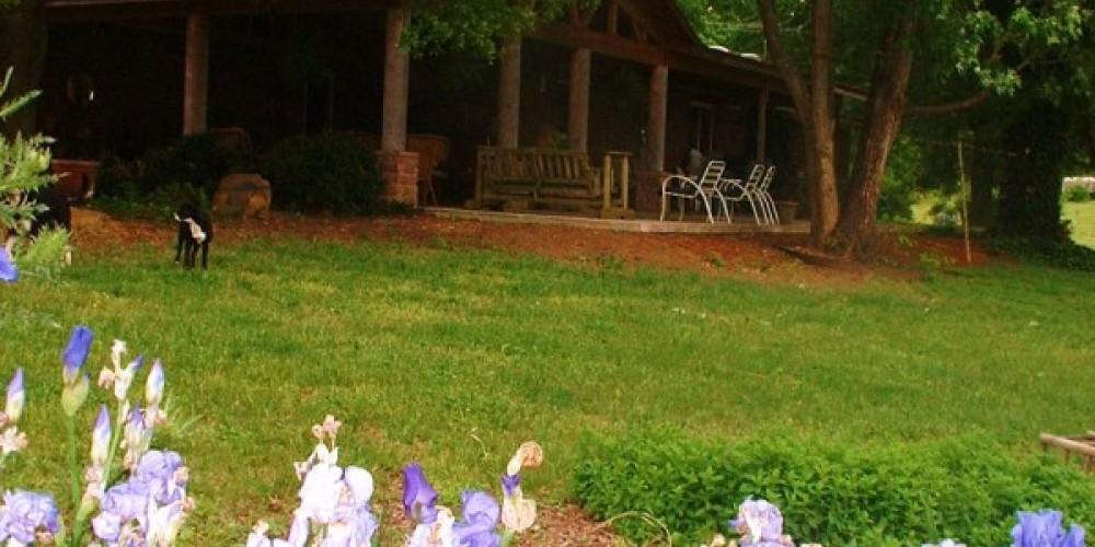 dining porch at main house – Carol Hawkins