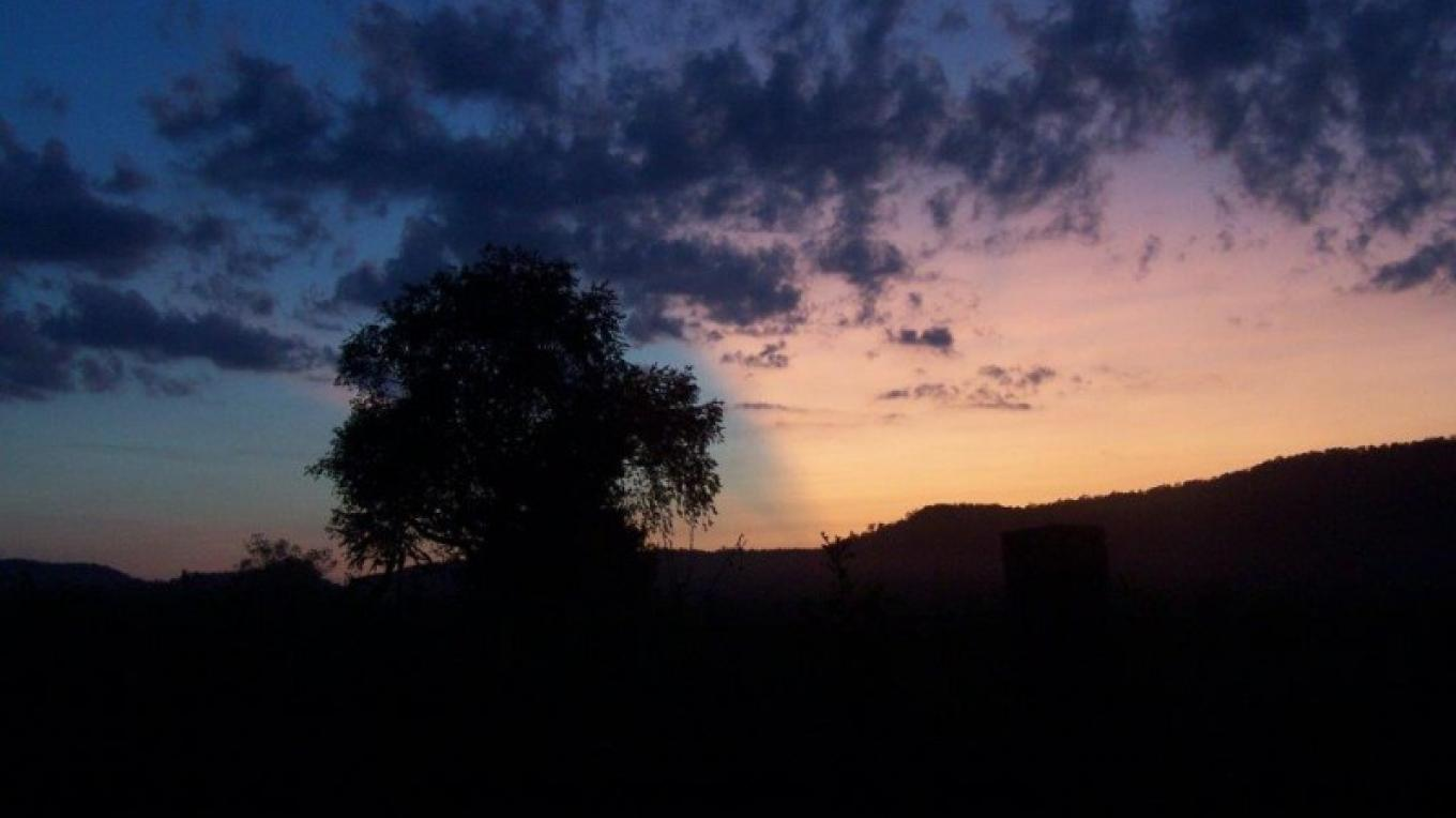 Sundown photo taken near GSM Outfitters – Michael Shepperd