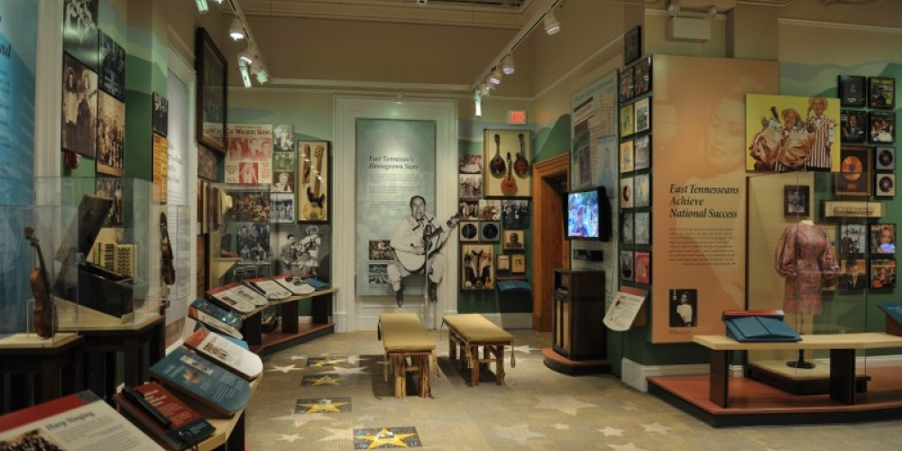 The Country Music Gallery explores the region's role in the development of commercial country music. – Dan MacDonald