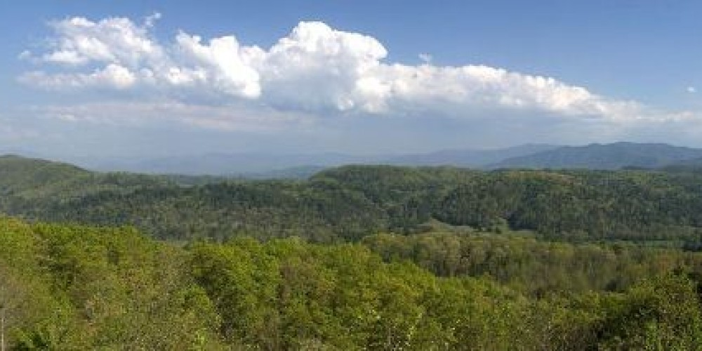 View from Foothills Parkway (Blount County) – Mark Lewis