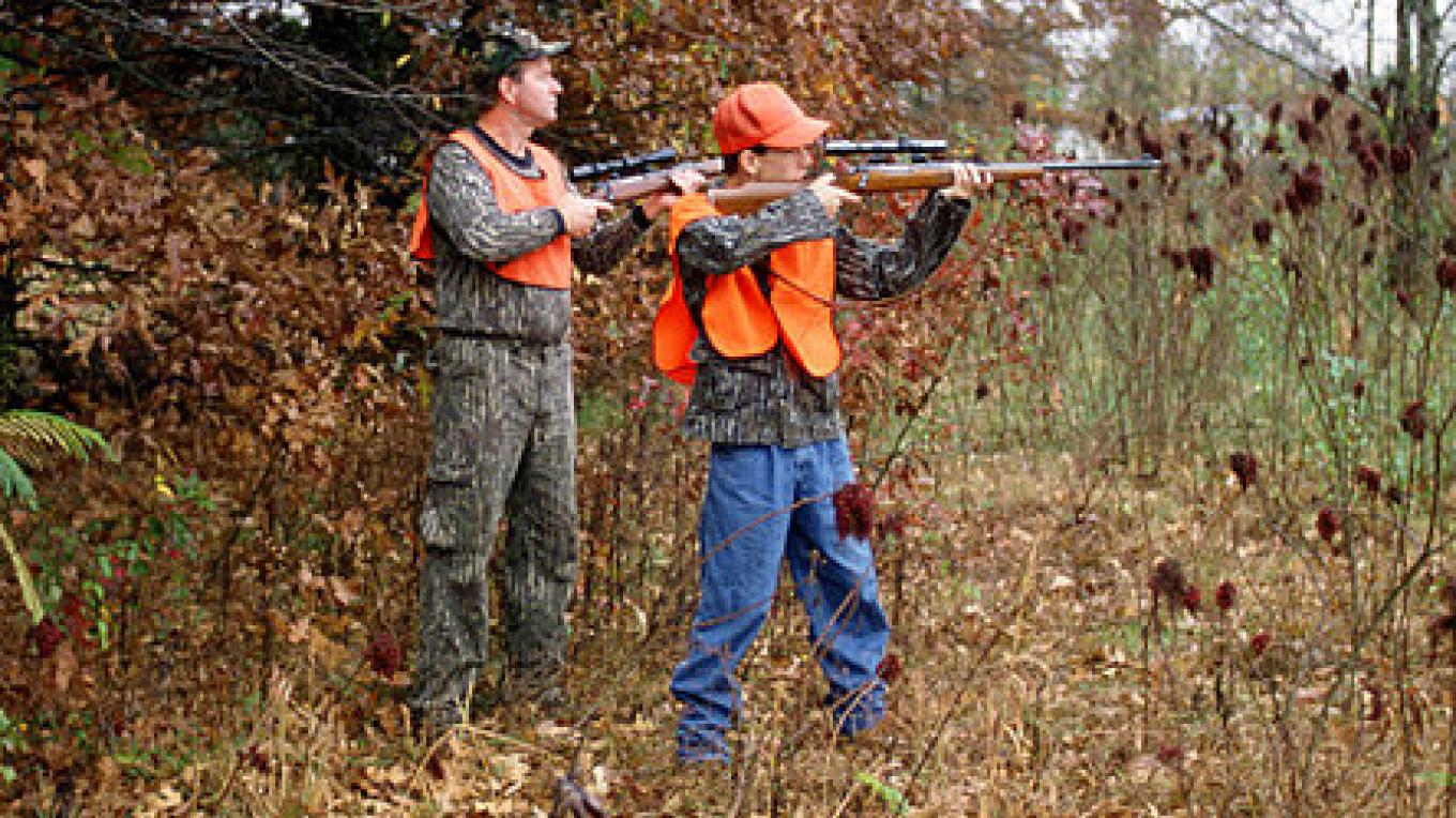 Fall hunting is a time honored tradition in Land Between the Lakes where game is as plentiful as the pubic land on which it roams. – Photo Land Between the Lakes