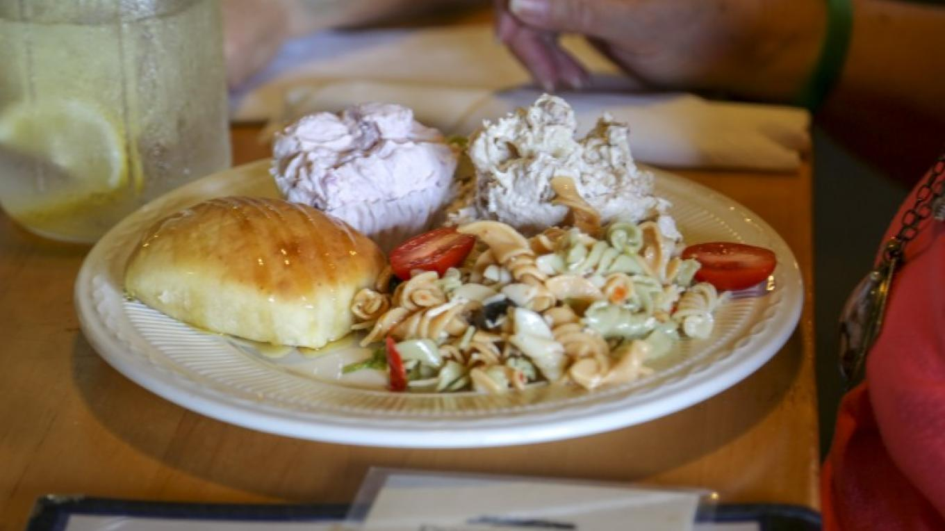 Lunch special. – Freedom Light Productions