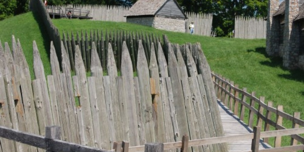 Fort Loudoun in Vonore
