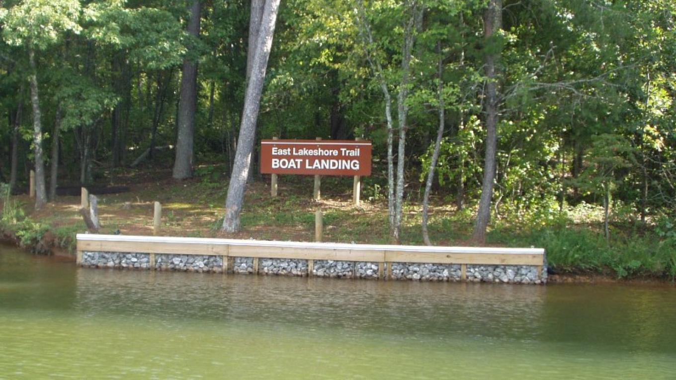 Powerline Cove Boat Landing – TVA