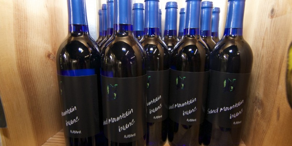 Southern wine produced at Jules J. Berta Winery. – Brad Wiegmann