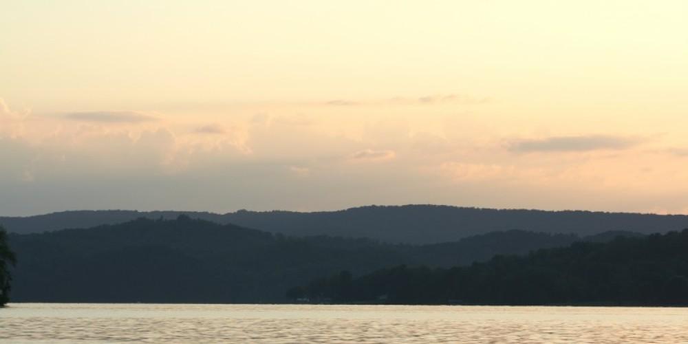 Sunset on Watts Bar Lake – Pam May