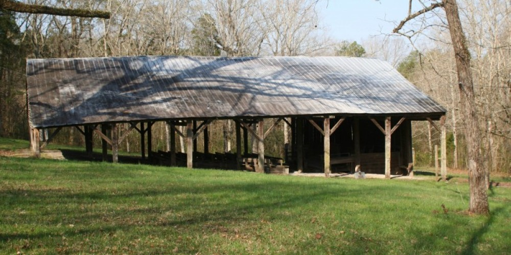 Civil War Trail - National Campground – Molly Gilbert
