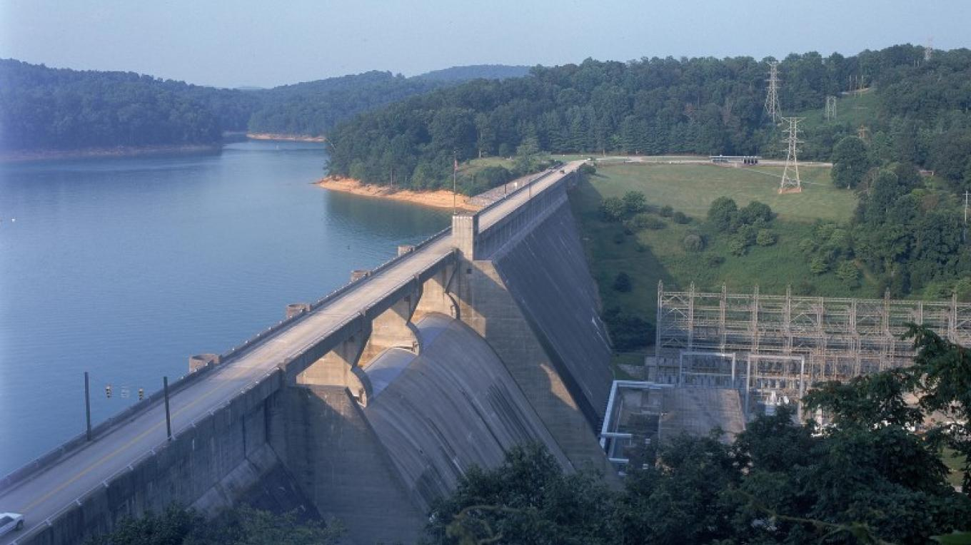 Norris Dam and Reservoir – TVA