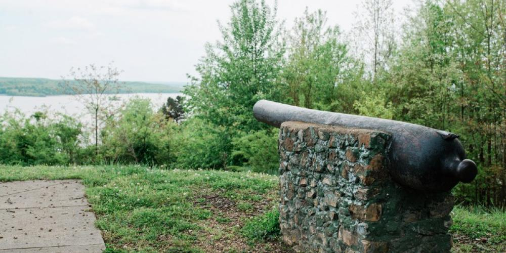 The park is full of artifacts that date back to the Civil War time period – Cari Griffith