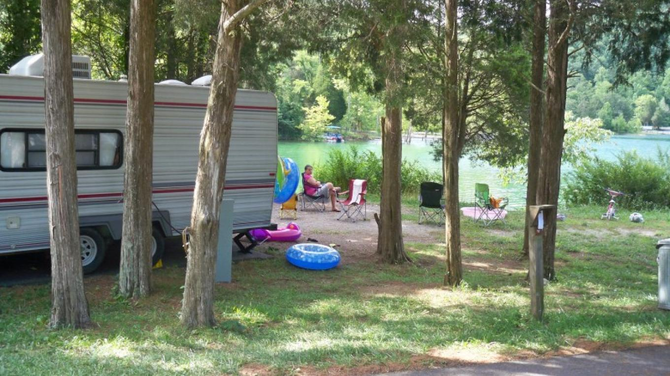 Campground – Graham