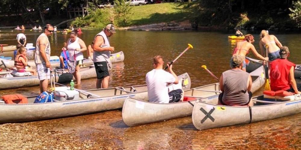Buffalo Bud's Canoe, Kayak and Campground