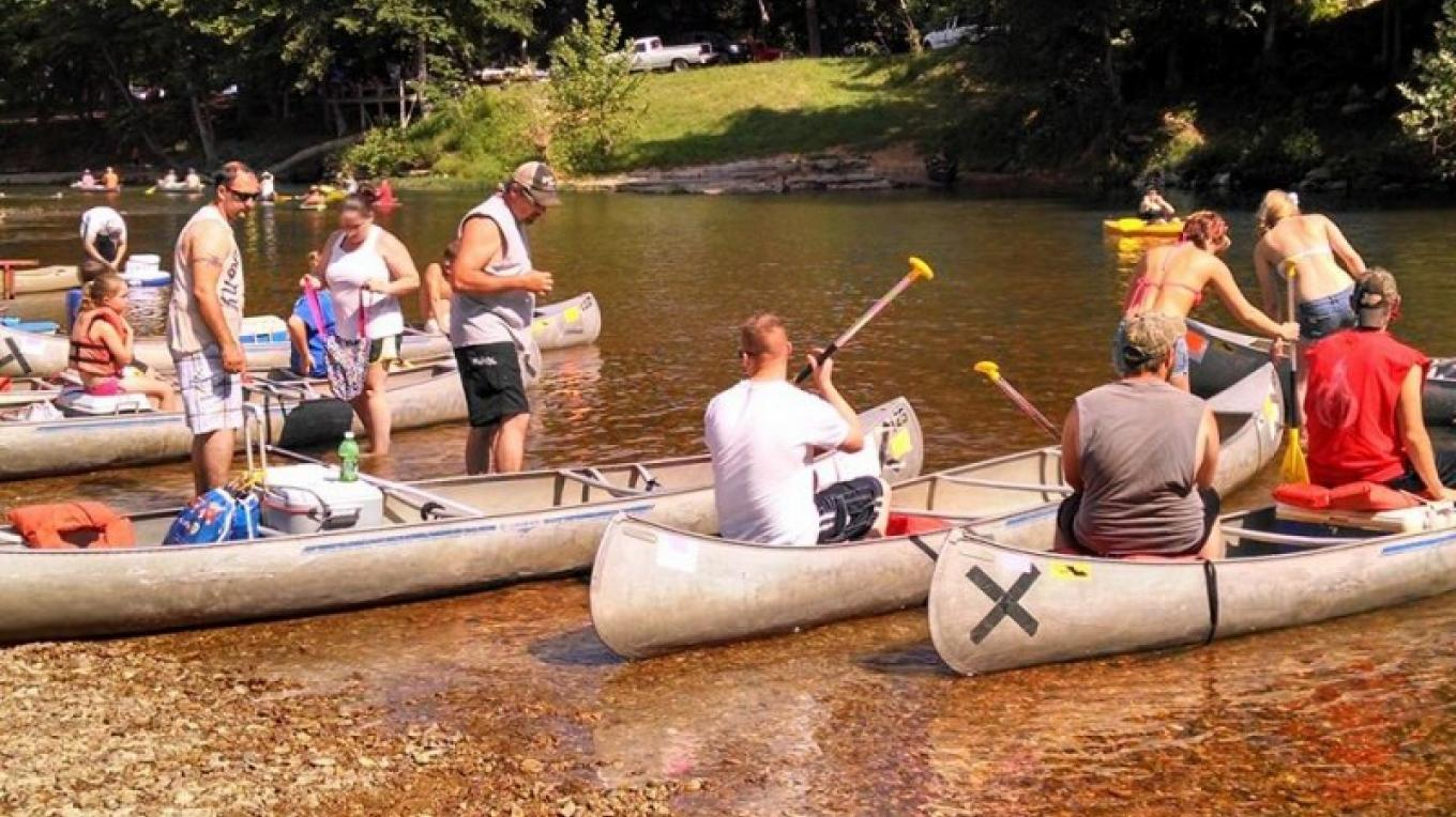 Buffalo Bud's Canoe, Kayak and Campground
