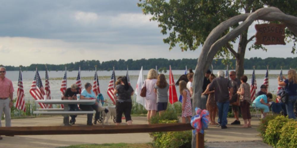 Spicer Park - Memorial Day Celebration at Reelfoot Lake