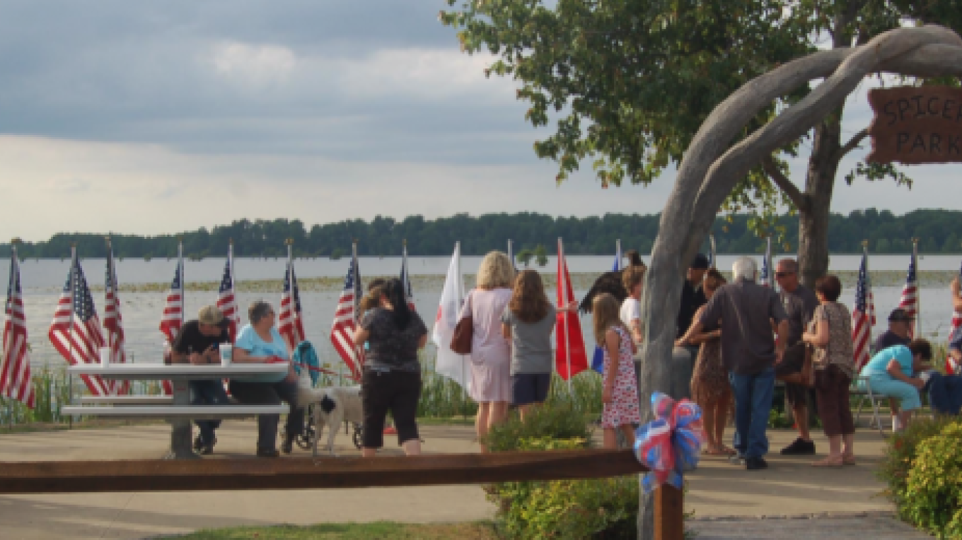 Spicer Park - Memorial Day Celebration at Reelfoot Lake