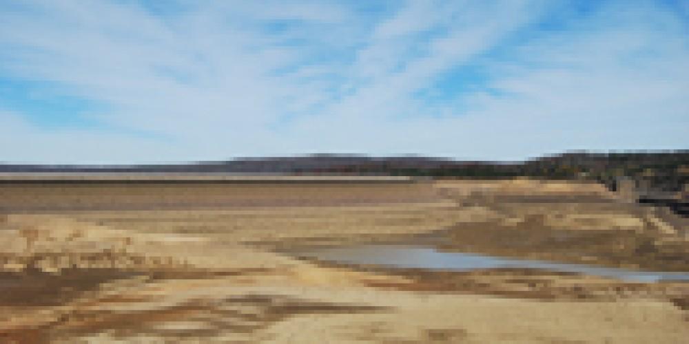 Water storage area when empty. – Scott Somershoe