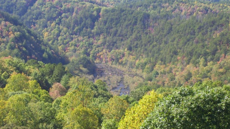 Boyd's Gap Overlook – Patricia Scott