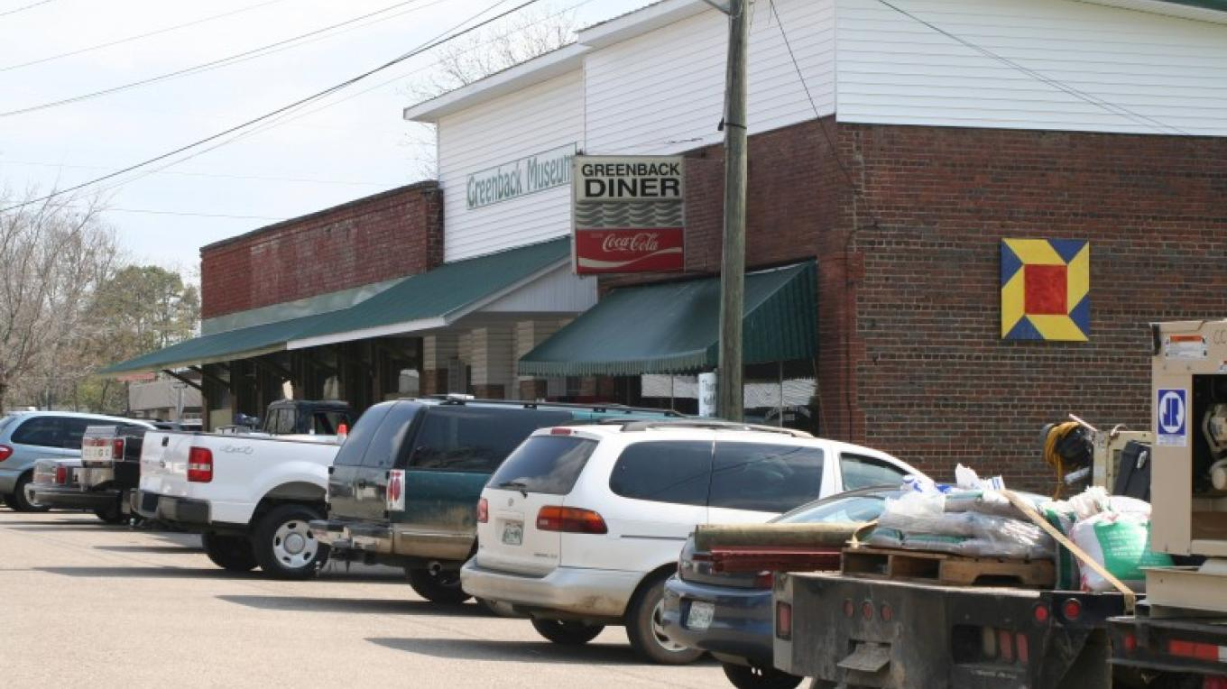 Downtown Greenback – Molly Gilbert