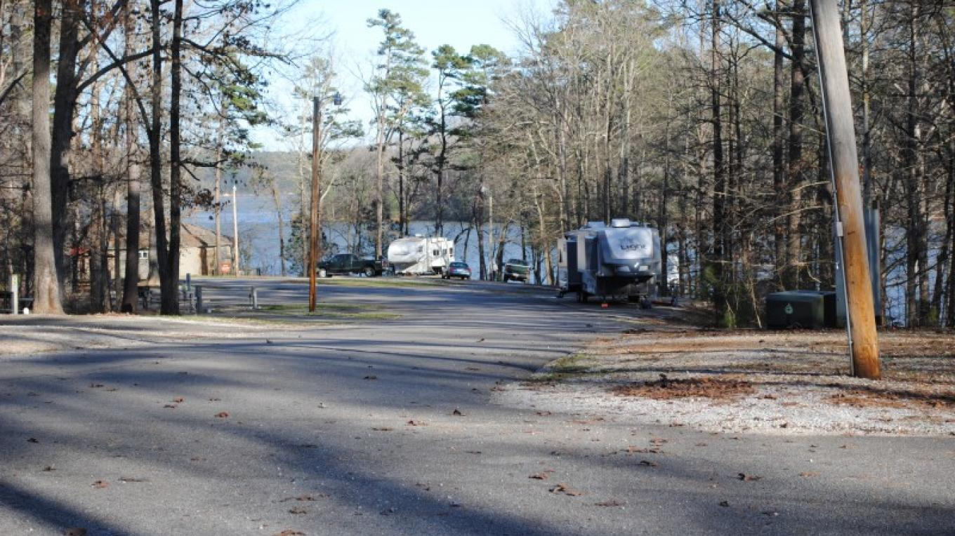 Camping area. – James Gibson