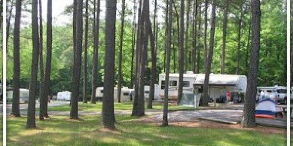 Hillman Ferry Campground at Land Between the Lakes National Recreation Area – Land Between the Lakes staff