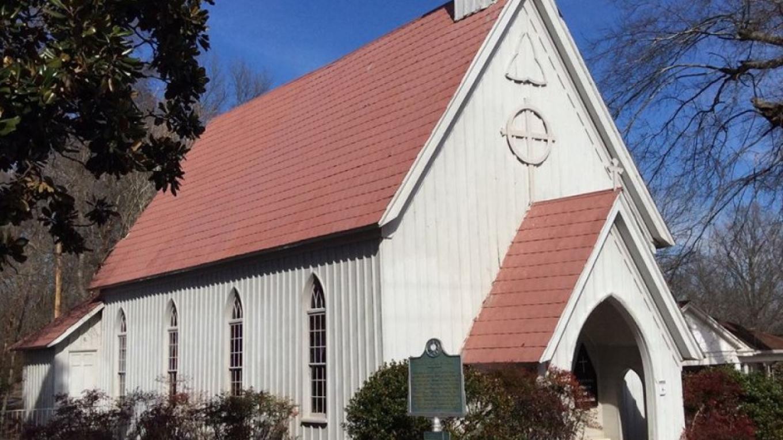 The Little Church – Gary Mathews