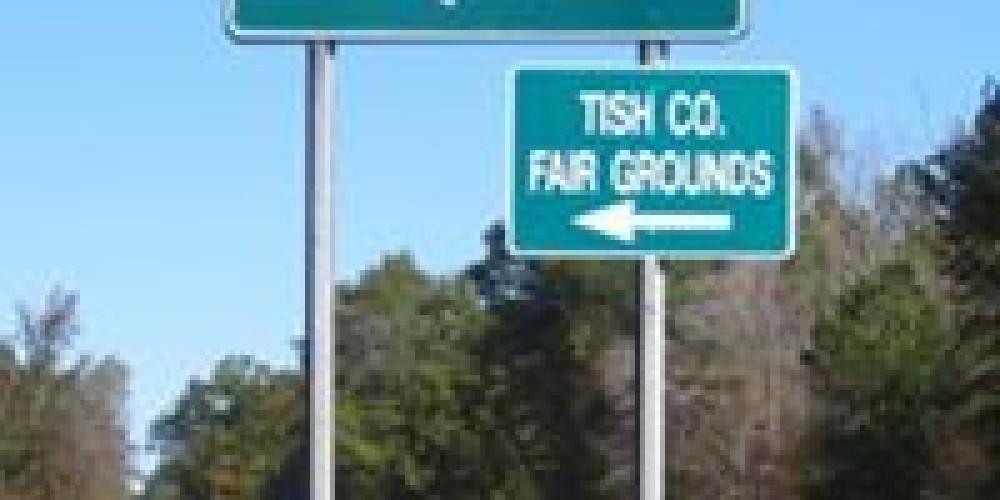 Road signs on MS25 – Gary Mathews