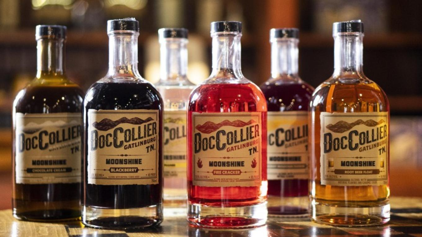 Doc Collier – Provided by Doc Collier Distillery