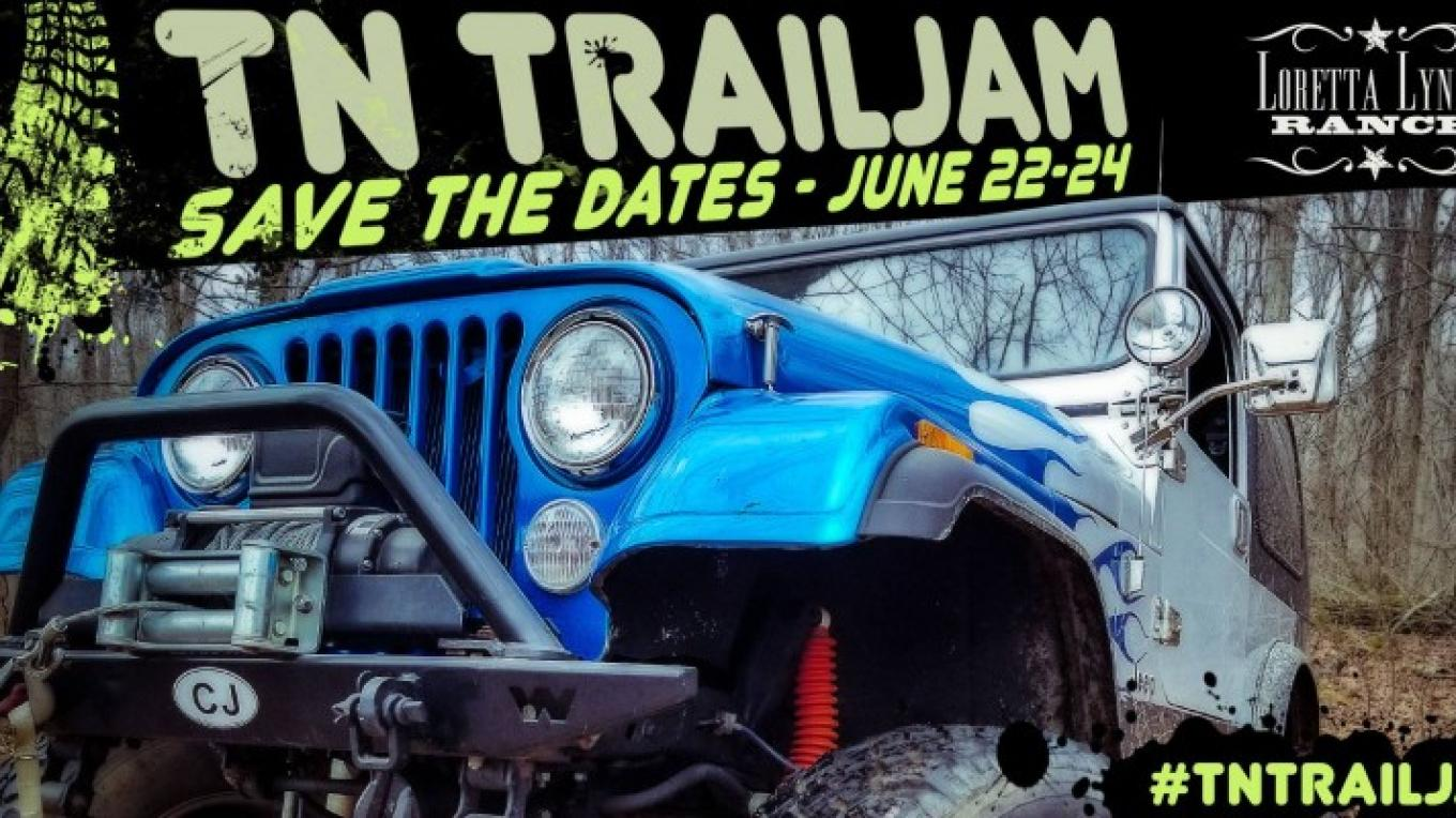 TN Trail Jam - Trail Run, Obstacle Course, Mud Pitt, and more! – Anthony Brutto
