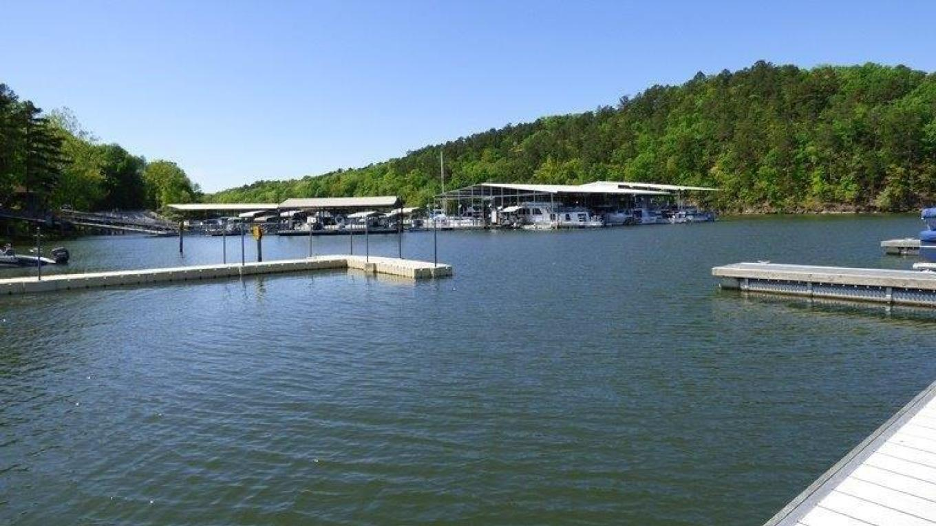 J P Coleman Marina – Courtesy of Tishomingo Tourism