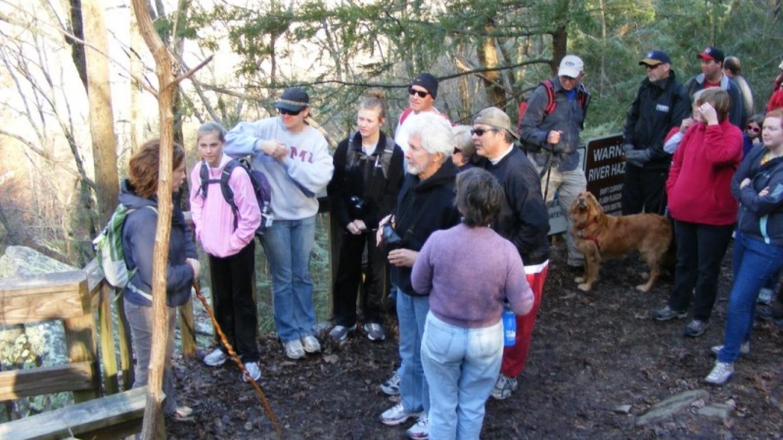 Guided Hike – Georgia Girl Guides