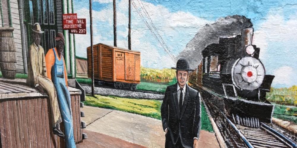 Waitin' for the train – Cindy Nelson