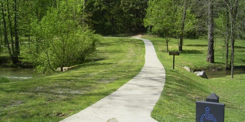 Sugar Hollow Trail – TVA