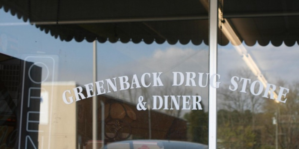 Greenback Drug Store and Diner – Molly Gilbert