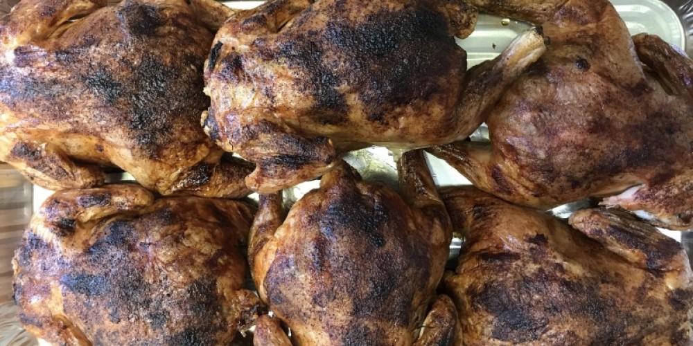 BBQ Chicken – Chuck Bryant