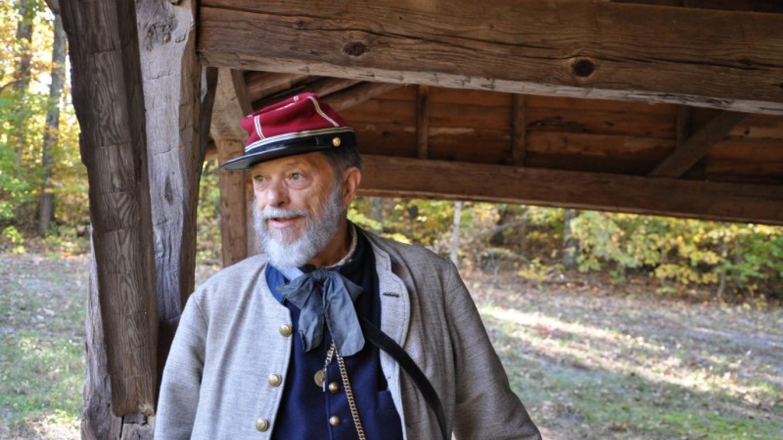 Civil War Historian - Gerald Augustus – Klair Kimmey