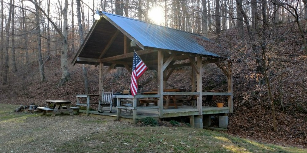 Dixieland Cabins – Andrew Wheatley