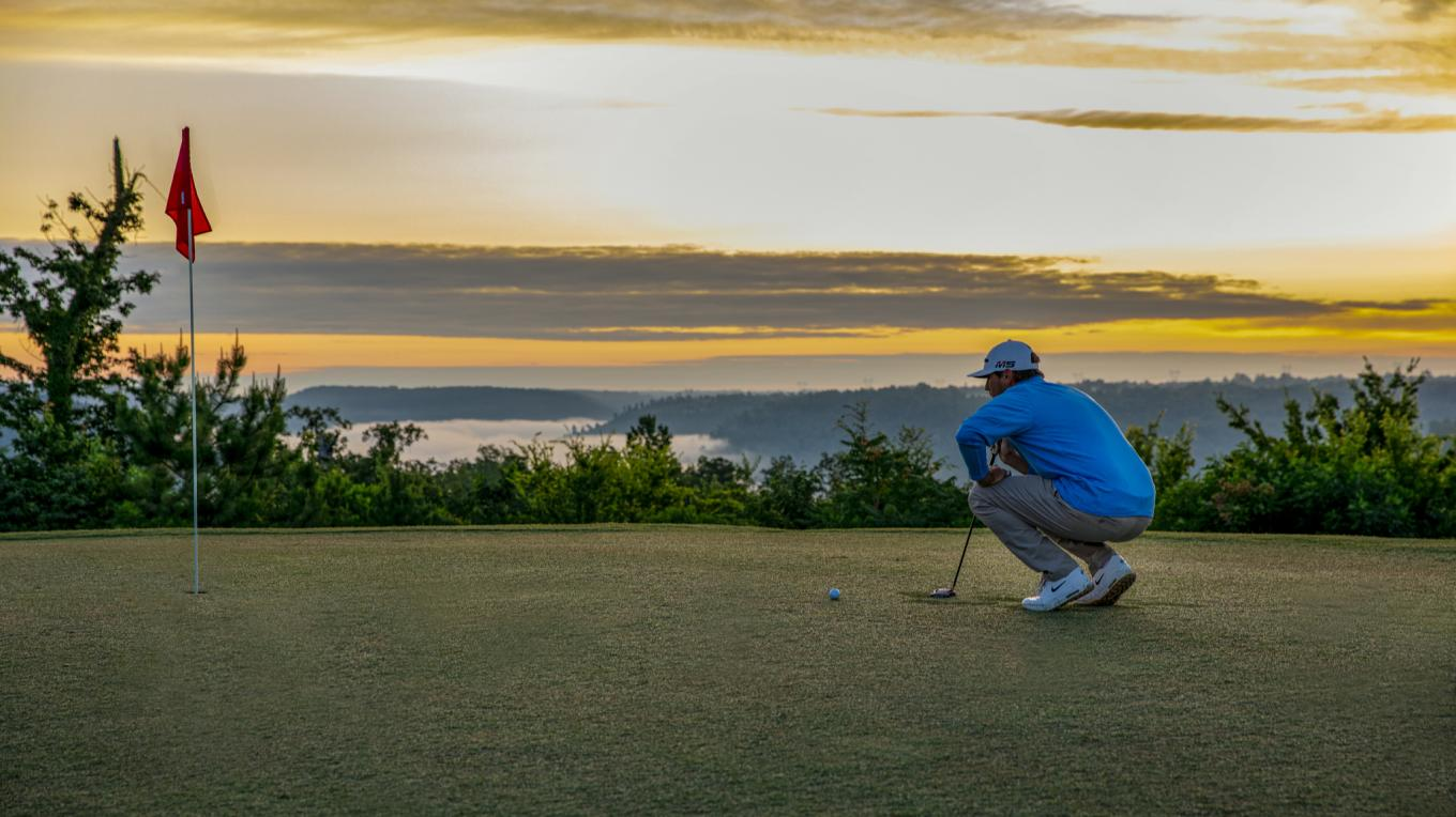 Eagles Nest Golf Course at Lake Guntersville – Scott Baker