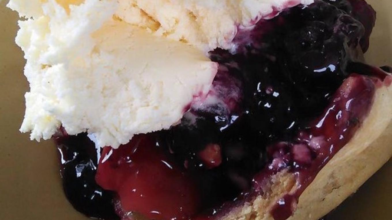 Blackberry pie...need we say more? – Tammy Carper