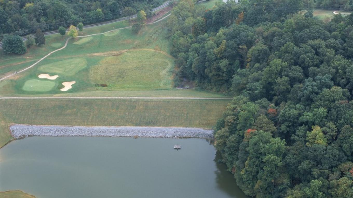 Clear Creek Dam – TVA
