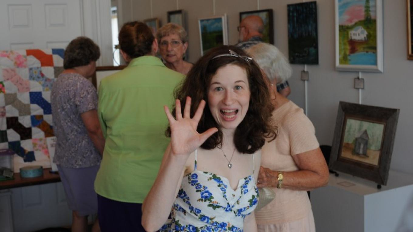 """""""We Don't Just Sit in Rocking Chairs: Arts and Literature from the Etowah Area Senior Center"""", exhibit August & September 2011 – Brendan Truett"""