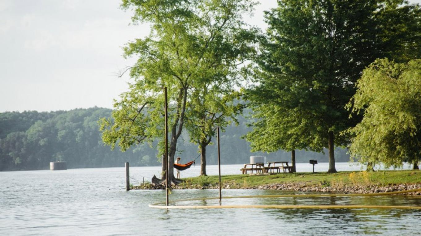 Pickwick Landing State Park is known for its excellent water recreation the lake – Cari Griffith