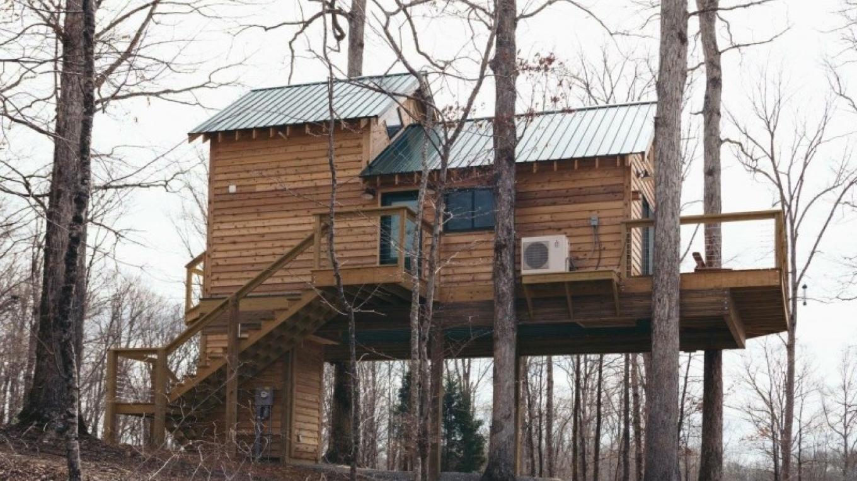 Treehouse – Catie Haensler