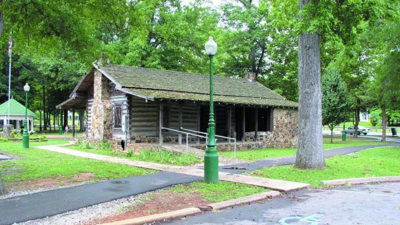 Log Cabin – Gary Mathews